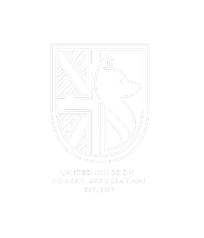 United Kingdom Pomsky Association Badge